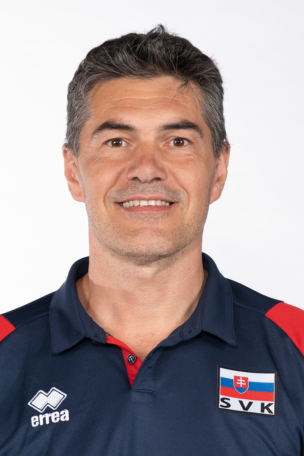 Slavomír Huba - team manager