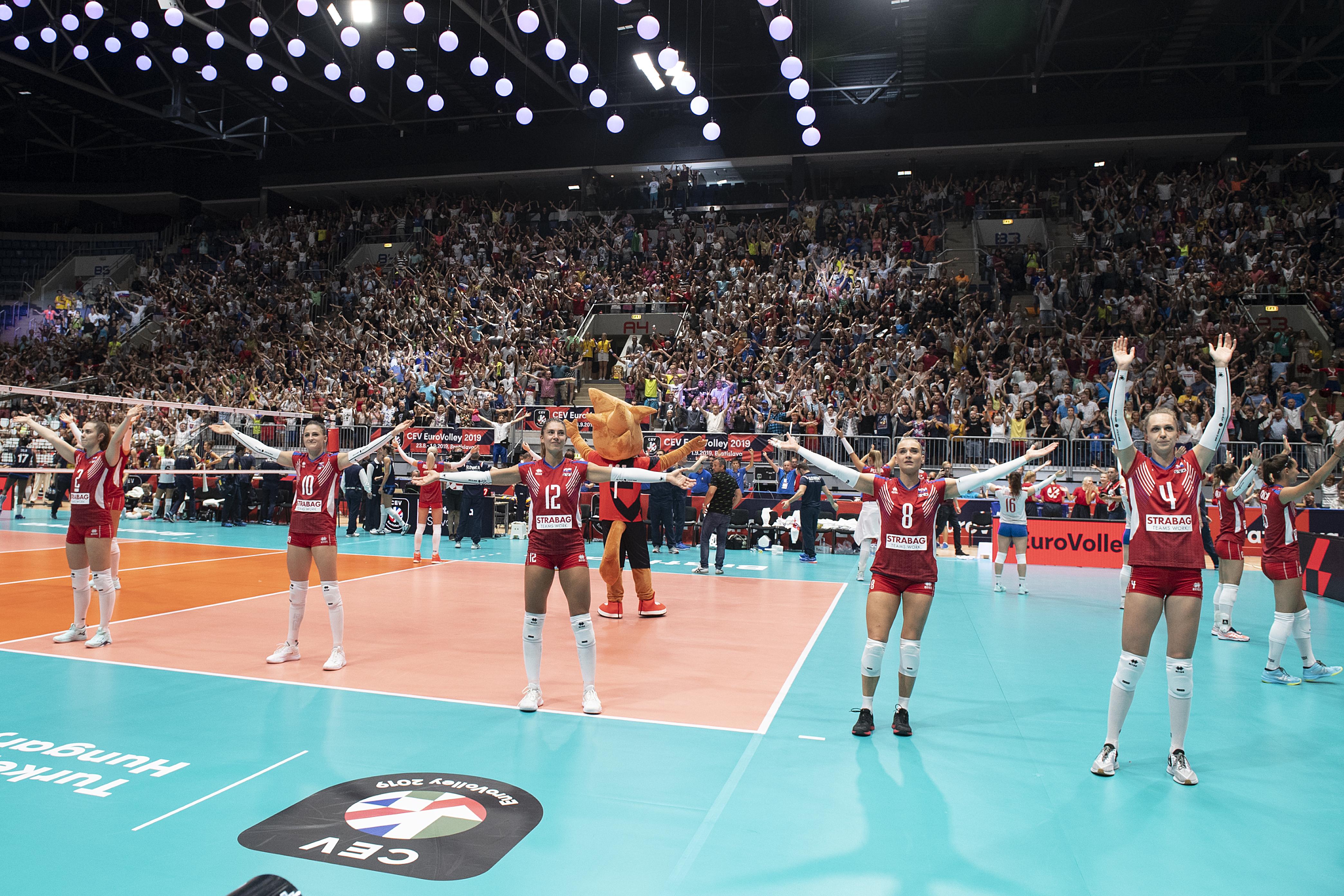 Fantastický šampionát v Bratislave priniesol skvelé výkony a fantastickú atmosféru. FOTO: Jakub Súkup