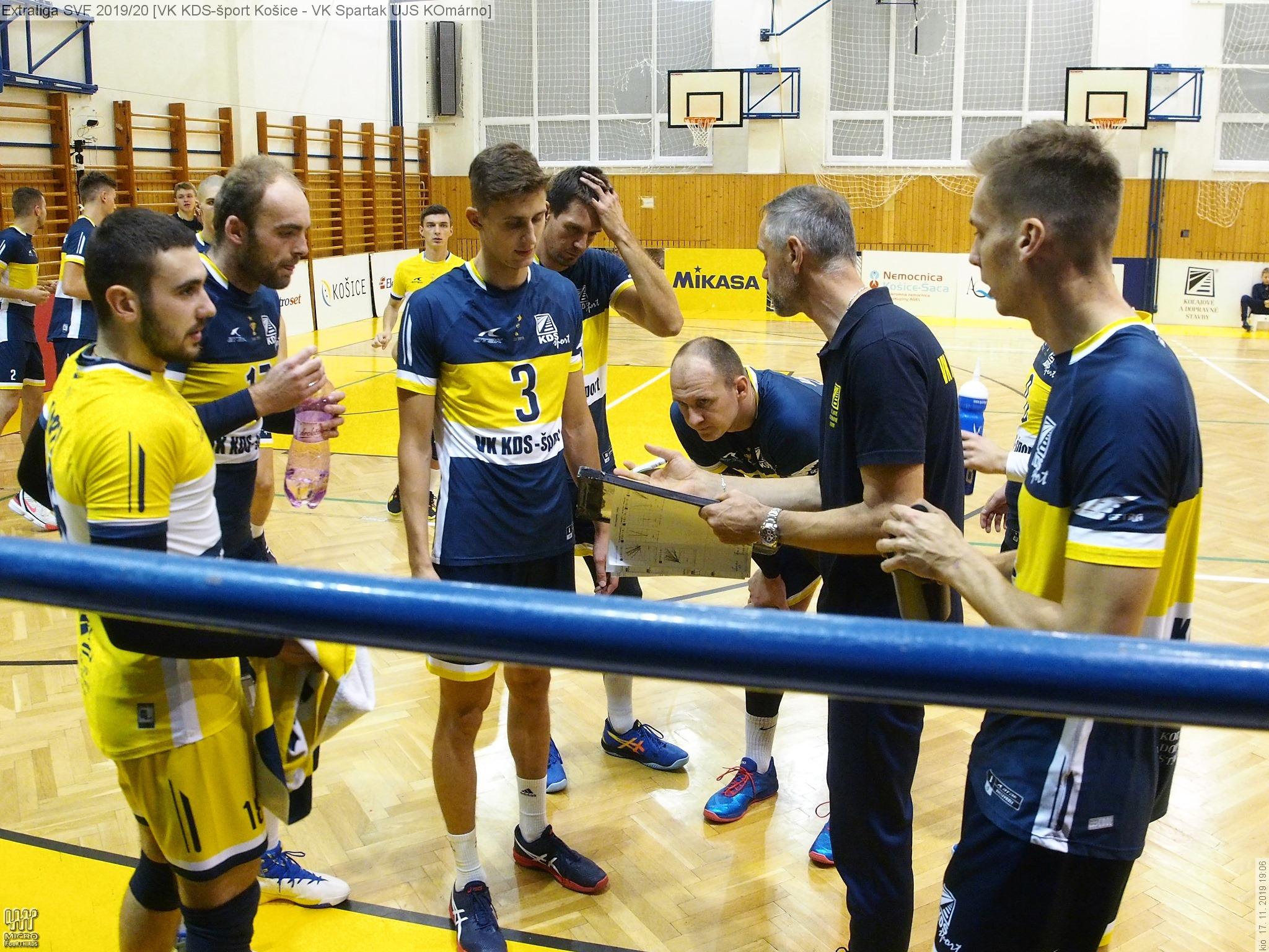 Timeout Košíc. FOTO: Laco Kiovský.